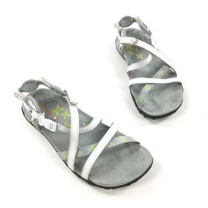 Merrell Terran Lattice 2 ankle strap sandal Sz 7